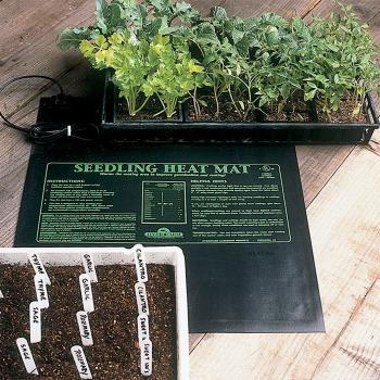 Seedling Heat Mat For 4 Flats