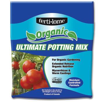 Ferti-Lome Organic Potting Mix - 8 Quarts