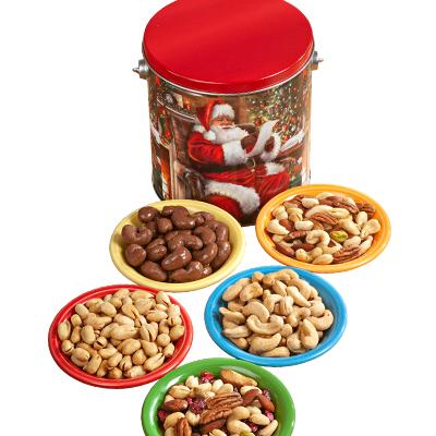 40 oz. Santa Gift Tin