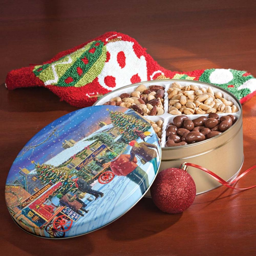 Hometown Holiday Gift Tin