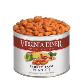 Street Taco Peanuts - 18 oz.
