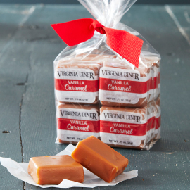 Vanilla Caramel, 16ct Gift Bag