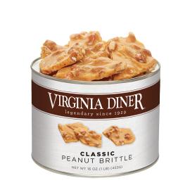 Classic Buttery Peanut Brittle - 16 oz.