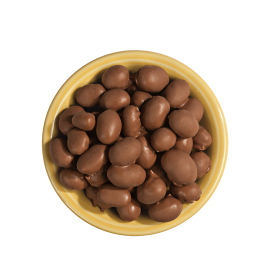 Bag Chocolate Covered Peanuts - 16 oz. Bag