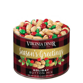 Holiday Button Mix - 11 oz.