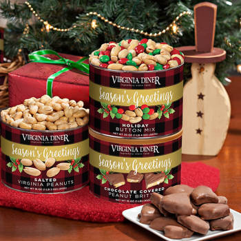 Season's Greetings Gift Set