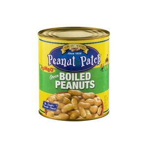 Peanut Patch Boiled Peanuts #10 can