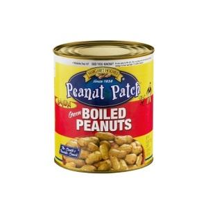 Peanut Patch Cajun Boiled Peanuts - #10 Can
