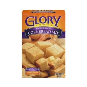 Glory Homestyle Cornbread Mix - 6