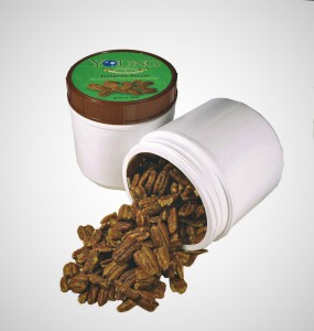Jalapeno Pecans Canister