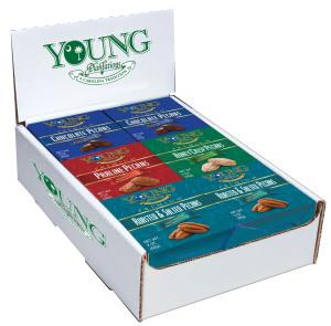 Assorted  Pecan Mini Boxes - Case of 12