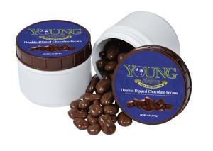 Milk Chocolate Pecan Canister