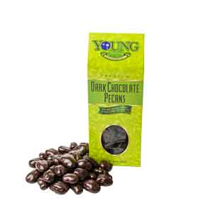 Dark Chocolate Pecans Box