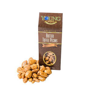 Butter Toffee Pecans