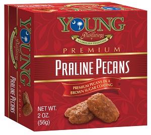 Praline Pecan Mini Boxes - Case of 12