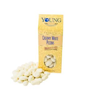 Creamy White Pecans
