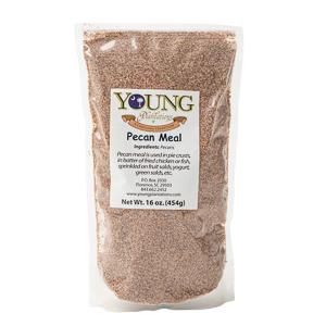 1 lb. Bag Pecan Meal