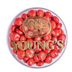 Red Chocolate Cherries