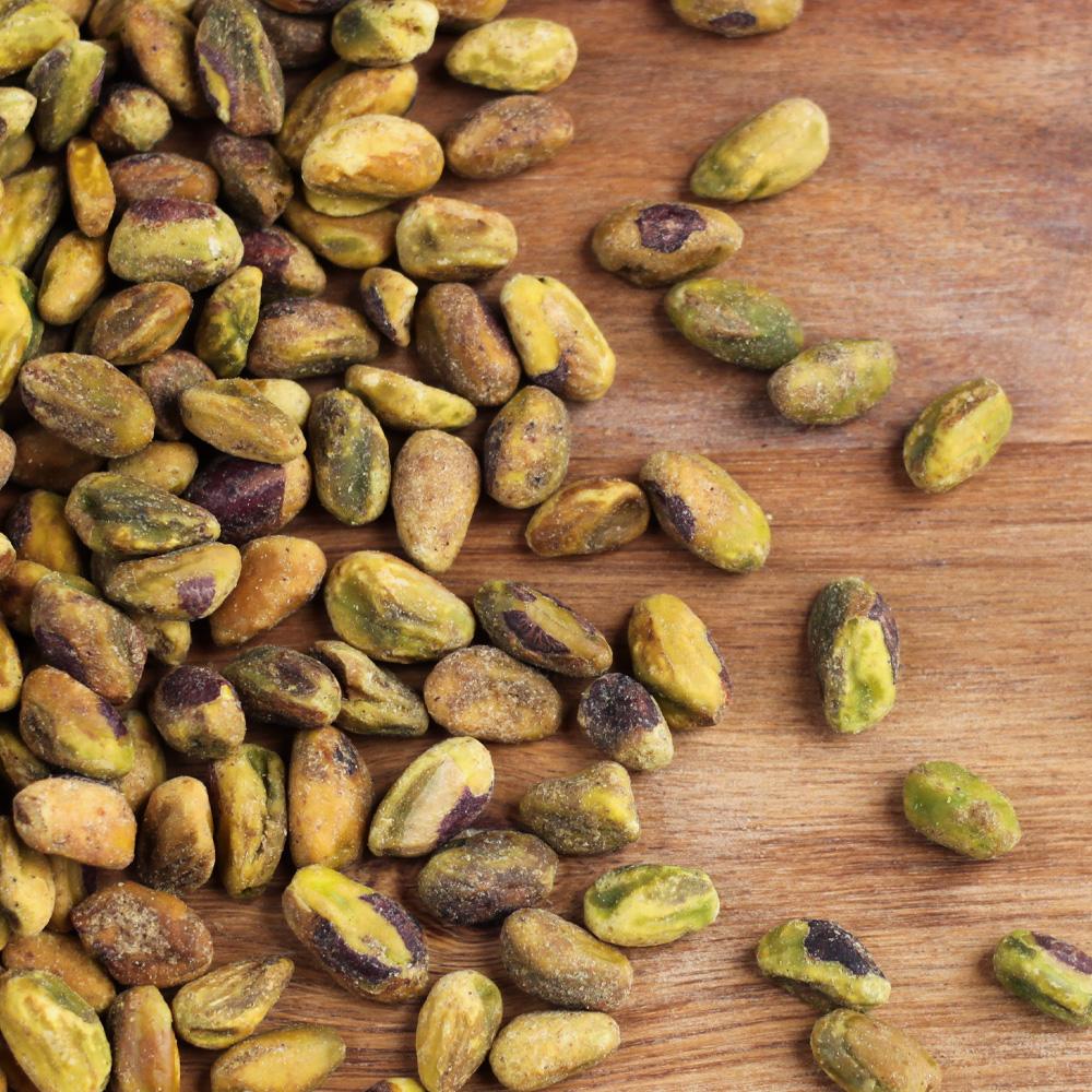 14 oz Bag Roasted Salted Pistachio- KERNELS