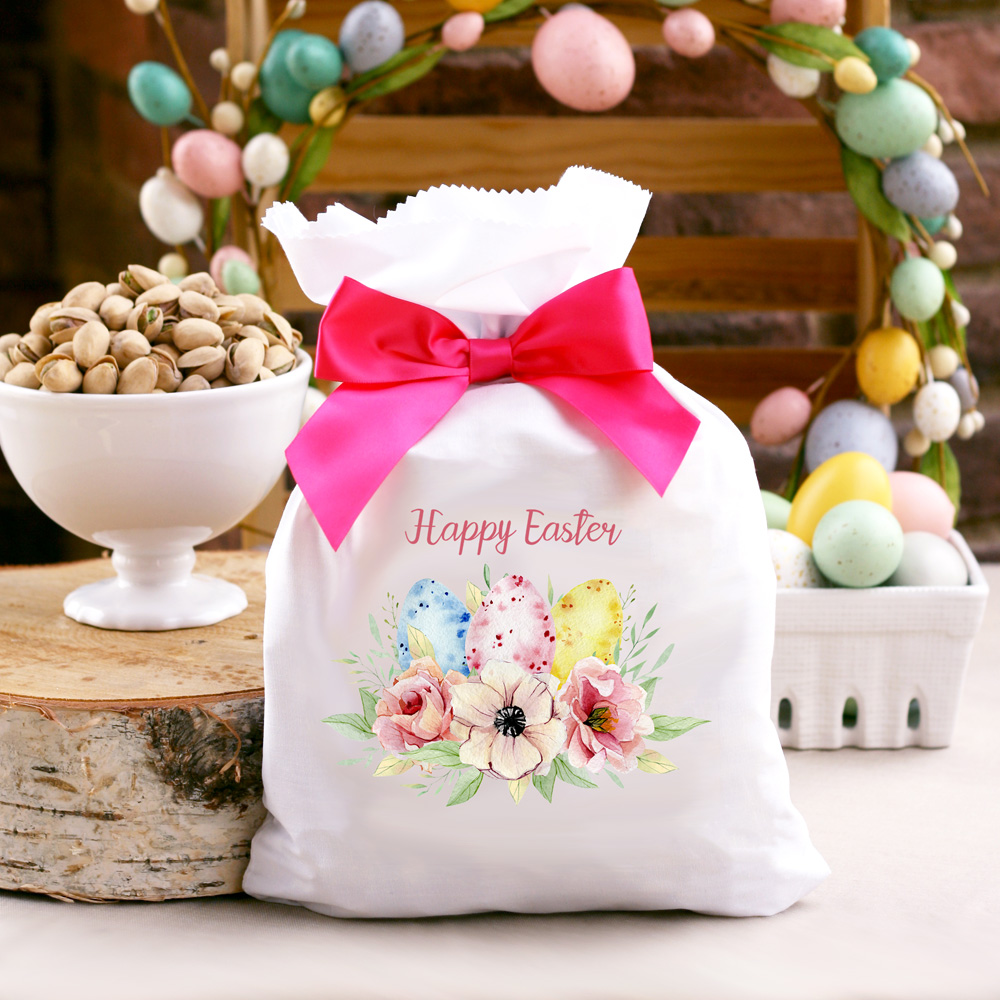 2 lb Easter Bag Roasted & Salted Pistachios