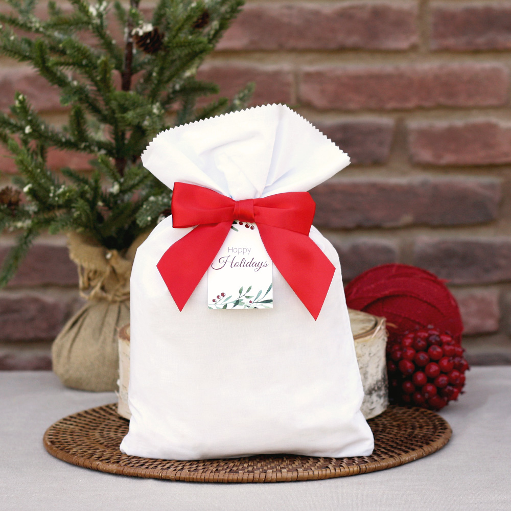 2 lb Holiday Bag Roasted & Salted Pistachios